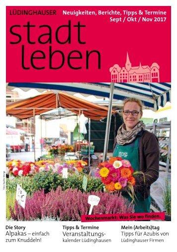 Stadtleben September 2017
