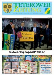 Teterower Zeitung 02.10.2017