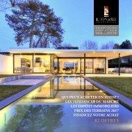 Magazine Leonard Properties - n°1