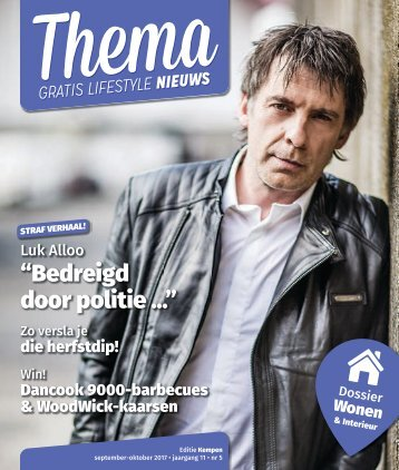 170922 Thema september oktober 2017 - editie Kempen