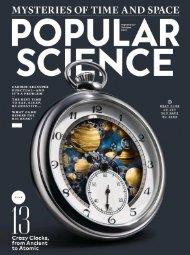 Popular Science USA September October 2017