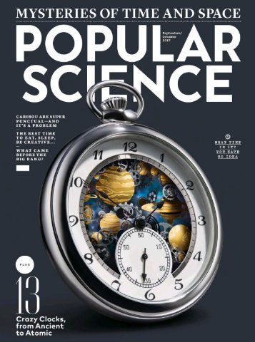 Popular Science USA September October 2017