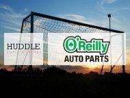 2016 - 17 O'Reilly Soccer Program Final Client Update