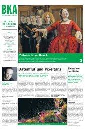 Berner Kulturagenda 2017 N° 38