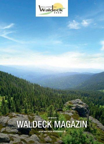 WALDECK MAGAZIN 2018/2019