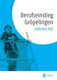 Berufseinstieg Gröpelingen - Leitfaden 2017