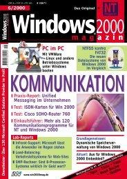 Ãœber 130 Microsoft Certified Solution Provider im Profil ... - ITwelzel.biz
