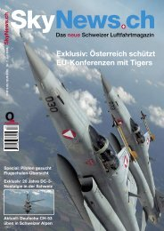 Exklusiv: Österreich schützt EU-Konferenzen mit Tigers - SkyNews.ch