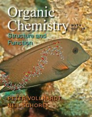 Organic Chemistry Structure and Function 6th Edition