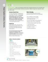 ClioPowerSystem