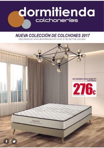 Folleto dormitienda hasta 31 de Octubre 2017