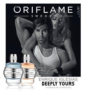 Oriflame MX Catálogo 013 - 2017