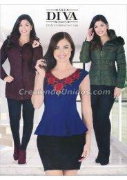 #611 Catálogo  Diva Fashion Ropa para Mujer y Ninas