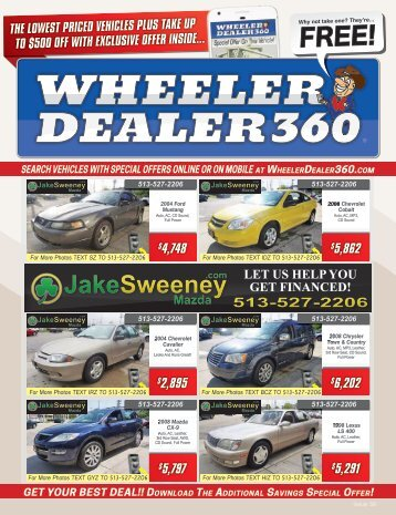Wheeler Dealer 360 Issue 39, 2017