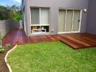Complete re landscape of old garden in Collaroy NSW