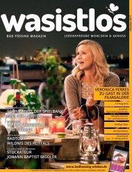 wasistlos badfüssing magazin Oktober 2017
