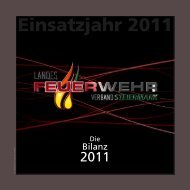 Einsatzjahr 2011 - Kommunikation Land Steiermark