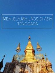 Tiket2 - Menjelajah Laos di Asia Tenggara
