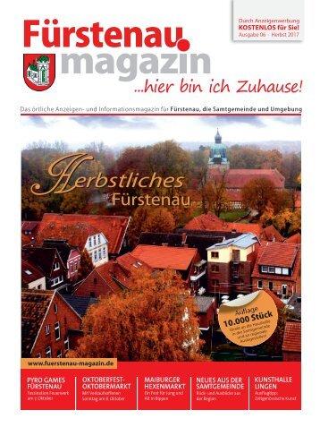 Fürstenau Herbst 2017