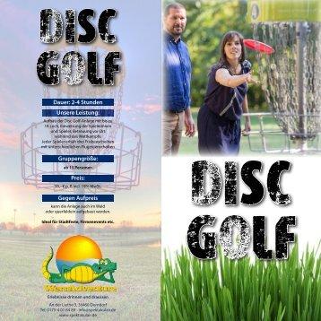 Disc Golf Hohenroda