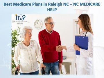 Best Medicare Plans in Raleigh NC – NC MEDICARE HELP