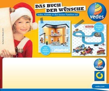VEDES Buch der Wünsche | W117 mP