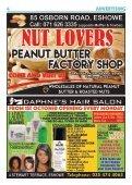 pgs 1 - 40 Coffee Break Magazine October 2017 , Eshowe, Zululand, KwaZulu Natal, South Africa - Page 4