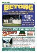 pgs 1 - 40 Coffee Break Magazine October 2017 , Eshowe, Zululand, KwaZulu Natal, South Africa - Page 5