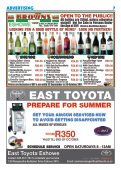 pgs 1 - 40 Coffee Break Magazine October 2017 , Eshowe, Zululand, KwaZulu Natal, South Africa - Page 7