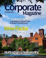Corporate Magazine October 2017