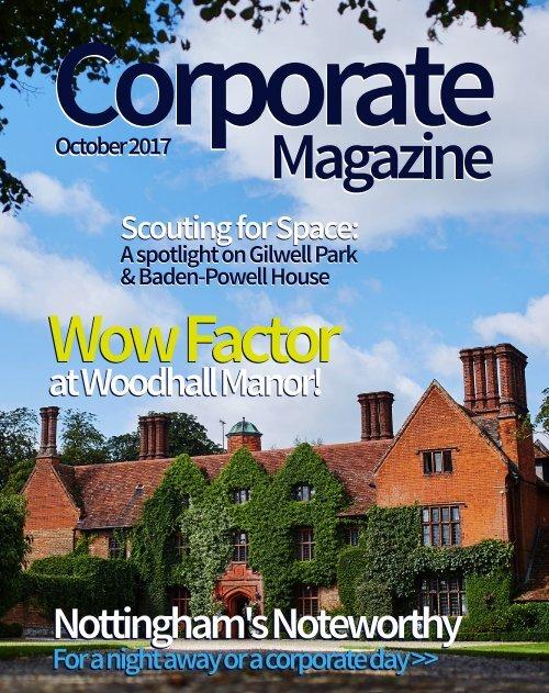 Corporate Magazine October 2017