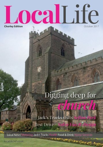 Local Life - Chorley - October 2017