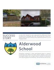 Success Story Brochure - Alderwood School