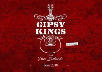 Gipsy Kings Tour 2018 - Press kit (1)