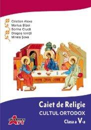 Caiet Religie 5 Akademos