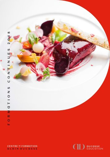 Ducasse Education_CFAD_Catalogue 2018