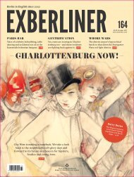 EXBERLINER Issue 164, October 2017