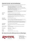 Blätter Katalog 2016_2017 Rausser Handelsfirma Ebmatingen - Seite 2