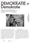 Demokratie / dérive - Zeitschrift für Stadtforschung, Heft 69 (4/2017) - Seite 5