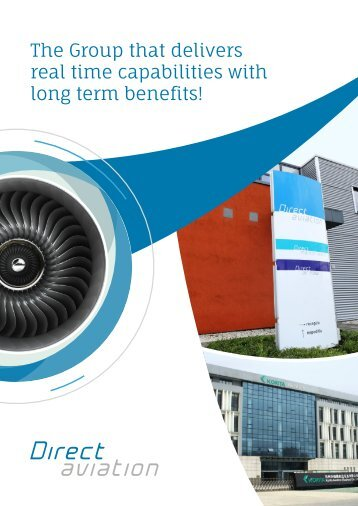 Direct Aviation Group Brochure