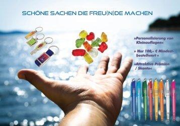 Werbeartikel M. Heisinger