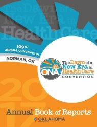2017 Oklahoma Annual Book of Reports