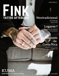 Fink Tattoo Aftercare Magazine 2