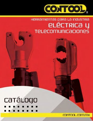 CATALOGO CONTOOL