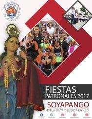 Fiestas Patronales Soyapango 2017