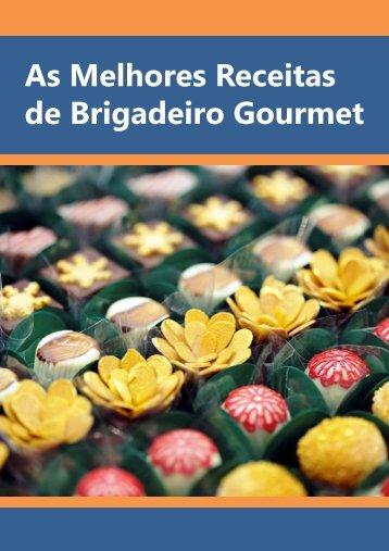 EBook - Top Receitas de Brigadeiros Gourmet
