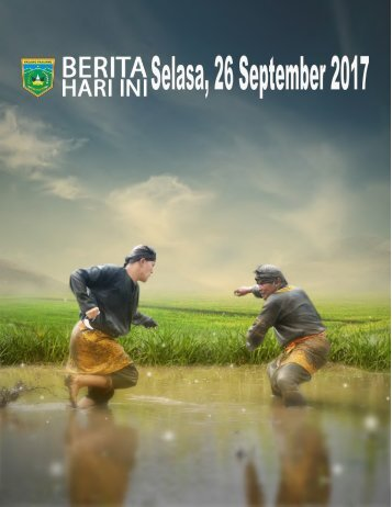 e-Kliping Selasa, 26 September 2017