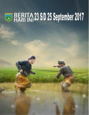 e-Kliping 23 - 25 September 2017