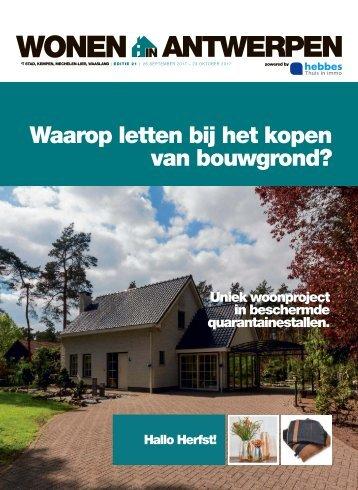 Wonen in Antwerpen 21
