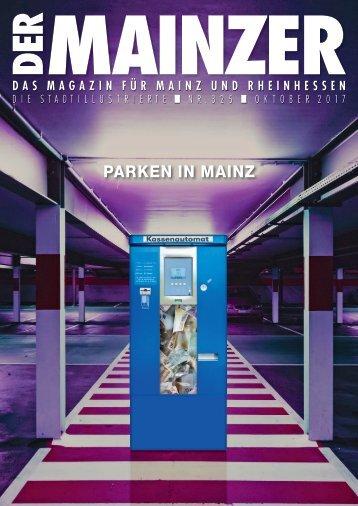 DER MAINZER - Das Magazin für Mainz und Rheinhessen - Nr. 325